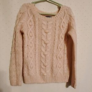 Gap | Pink Knit Sweater